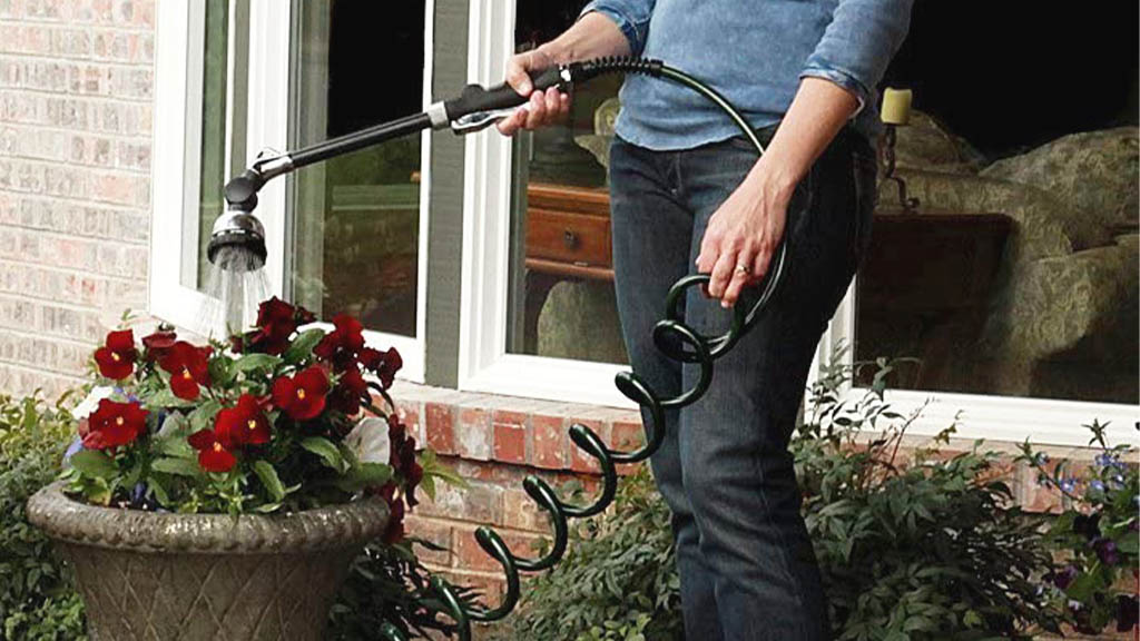 Best Coiled Garden Hose