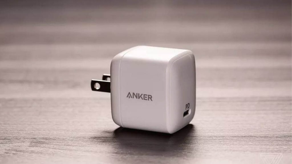 anker fast charger