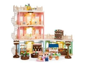 Best Choice Products Deluxe Cottage Dollhouse