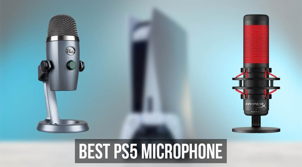 Best PS5 Microphone