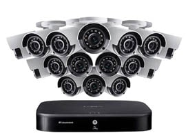 Lorex Weatherproof Wired Security System