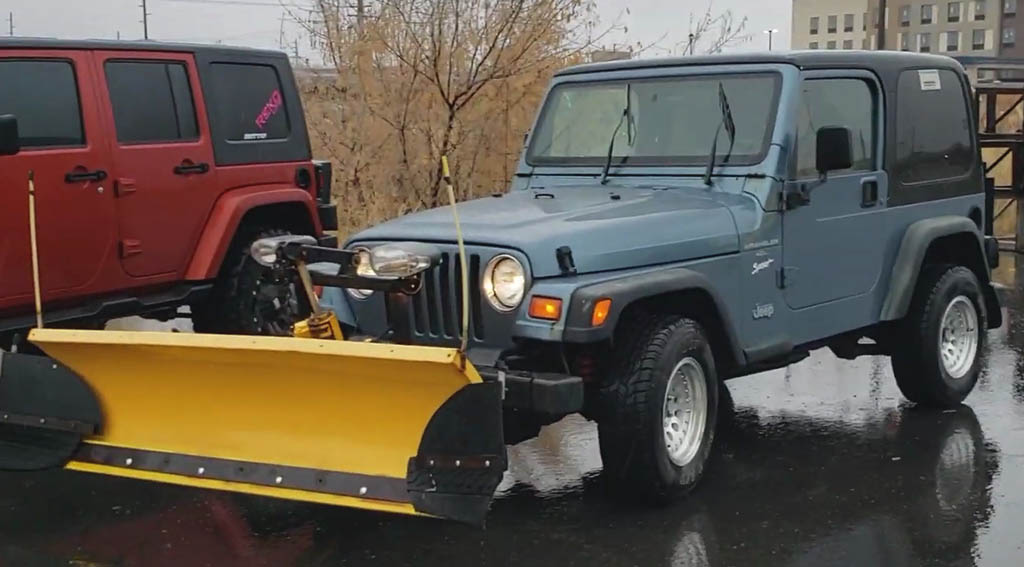 Best Snow Plow for Jeep Wrangler
