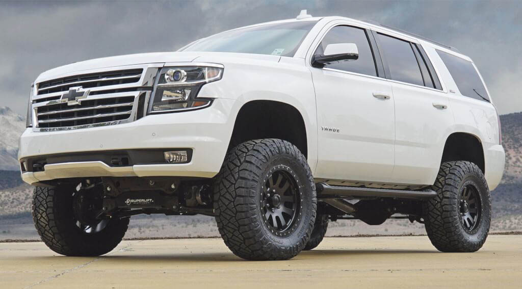 Best Lift Kit for Chevy Tahoe