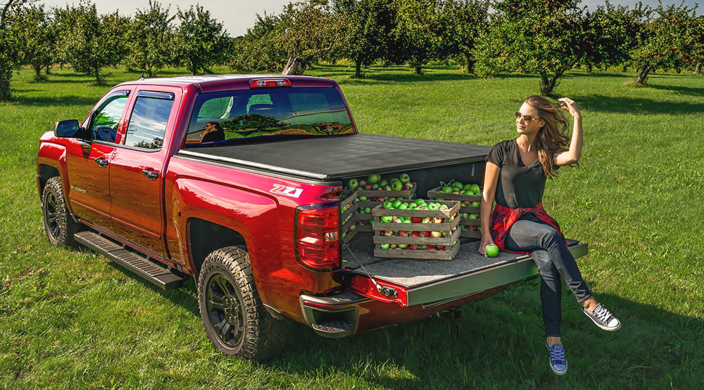 How to Keep Luggage Dry in a Truck Bed